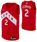 Kawhi Leonard Toronto Raptors We The North Mens Basketball Jersey Size S M L XL on eBay