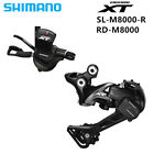 SHIMANO DEORE XT M8000 1x11S Groupset Contains Shifter Lever & Rear Dearilleur