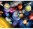 Paint By Numbers Kit Earth Space Universe 40CMx50CM Canvas