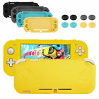 Anti-Slip Silicone Protective Case Cover+2x Thumbs Grip For Nintendo Switch Lite