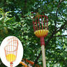 More images of Fruit Picker Basket Tree Fruits Picking Harvesting Tool Gardening Supply Metal