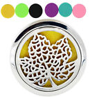 FRAGRANCE CAR ESSENTIAL OIL aromatherapy FRESHENER stainless DIFFUSER AIR VENT