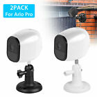 2-pack Security Wall Holder Mount Indoor/Outdoor for Arlo/Arlo Pro/Pro 2 Camera