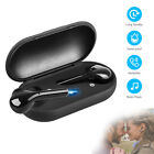 Bluetooth5.0 Headset TWS Wireless Earphones Mini Earbuds Touch Control Headphone
