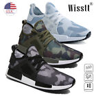Men's Athletic Casual Sneakers Lightweight Running Breathable Sports Mesh Shoes