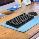 Punk Key Cap Wireless Keyboard And Mouse Set Waterproof For PC Laptop Computer