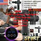 2019 Upgrade Percussive Vibration Therapy Massage Gun Athlete Sports Recovery US $49.99 USD on eBay