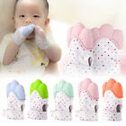 Baby Silicone Mitts Teething Mitten Teething Molar Gloves Wrapper Teether JJ