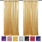 Kyпить 2ftx8ft Sparkly Sequin Wedding Backdrop Curtain Party Background Photo Booth на еВаy.соm