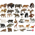Schleich kid Toy plastic Animal Wild Sea Zoo Various FIGURE NEW COLLECTION gift
