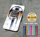 Star Wars Saga - Droid  Faux Leather Flip Phone Case Cover Wallet $19.99 AUD on eBay