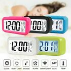 Kyпить LED Digital Alarm Clock Time Temperature Thermometer Calendar Backlight Snooze на еВаy.соm