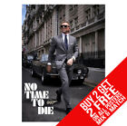 JAMES BOND BB1 NO TIME TO DIE 007 POSTER A4 A3 SIZE PRINT - BUY 2 GET ANY 2 FREE $13.39 AUD on eBay