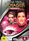 Star Trek Voyager: Season 4 DVD NEW (Region 4 Australia) on eBay