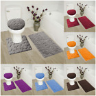 Kyпить MOROCCAN OR ROCK DESIGN 3PC BATHROOM SET SOFT COMFORT MEMORY FOAM BATH RUGS #3 на еВаy.соm