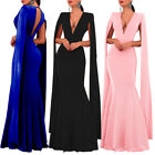 Women's Dress Ladies Party Dress Maxi Fashion Cocktail Backless Hollow Out