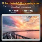 10.1'' 64GB Android 8.1 Tablet PC Octa Core 10 Inch HD WIFI 2 SIM 4G Phablet YU