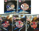 49ers 2017-18 Game Day Pin Choice 4 pins San Francisco Forty Niners $17.99 USD on eBay