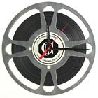 Movie Reel Clock 16MM Steel Home Theater Media Room