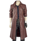 Devil May Cry V DMC 5 Dante Aged Outfit Cosplay Costume Full Set Jacket Boots