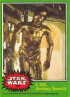 1977 Topps Star Wars Set Break Number One Series 4, 5 + Stickers Pick From List $4.5 USD on eBay