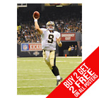 DREW BREES NEW ORLEANS SAINTS POSTER PRINT A3 A4 SIZE - BUY 2 GET ANY 2 FREE $6.54 USD on eBay