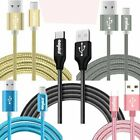 6FT Samsung USB C Cable Type C Fast Charger For Galaxy S8 S9 S10 Plus Note 9