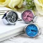 Fashion Finger Ring Watch Creative Round Dial Elastic Quartz Analog Watches Gift