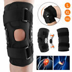 Knee Arthritis Support Brace Guard Stabilizer Strap Wrap Open Patella Adjustable