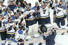 FixedPrice1 all inclusive ticket to st. louis blues vs chicago blackhawks sat. 12/14