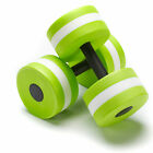 Black Mountain Products Aquatic Exercise Water Dumbbells Set of 2 image