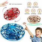 MINI DRONE INFRARED SENSOR UFO FLYING TOY INDUCTION AIRCRAFT QUADCOPTER US SELLR