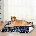 Pet Dog Crate Mattress Cage Kennel Cushion Bed Dog Washable Soft Nice Pad S ~ XL