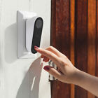 Wall Plate and Adjustable Angle Wedge for Nest Hello Video Doorbell Down 10°&20°