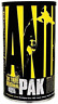 Animal Pak Multivitamins Amino Acids, Performance Complex Athletes Bodybuilders