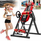 2020 Foldable Premium Gravity Inversion Table Back Therapy Fitness Reflexology image