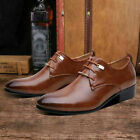 Stylish Mens Smart Shoes Formal Wedding Dress Party Office Dinner Business Shoes