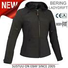 Bering Lady Drift Motorcycle/Bike Textile Waterproof Jackets│CE Approved│Black