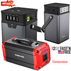 Portable Power Generator Power Station Emergency Battery Charger 50000mAh 73000