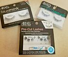 ardell eye lashes natural faux mink pre cut studio effects