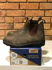 BLUNDSTONE WINTER WATERPROOF BOOTS STYLE 584 COLOR RUSTIC BROWN THINSULATE