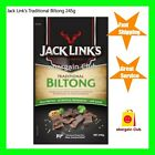 Jack Link's Traditional Biltong Beef Jerky 245g Made in New Zealand Bulk Buy