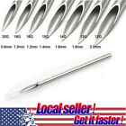 Kyпить TX 2/5 PCS Hollow Sterilized Pierce Gauge Piercing Needle 12 14 15 16 18 20g на еВаy.соm