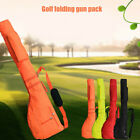 Lightweight Golf Bag Nylon Golf Gun Bag for Practice Outdoor Holiday Travel