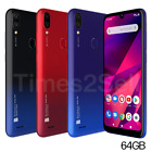 """Blu G60 6.1"""" 4g Lte 64gb Android Gsm Factory Unlocked Phone New"""