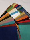 Sassy Bears ULTRASUEDE fabric for Crafts - 10 or 20 piece - MIX PACK