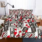 MOUMOUHOME Girls Bedding Sets Twin Size 3D Betty Boop in Red Dress Beauty Lady P $88.2 USD on eBay