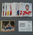 Panini Fifa World Cup Russia 2018 Stickers Choose From Long List