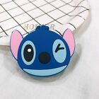 Cartoon Stitch Socket Universal Phone Holder Expanding Stand Bracket Mobile Ring