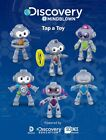 2020 McDONALD'S Discovery Mindblown Robots HAPPY MEAL TOYS Choose character